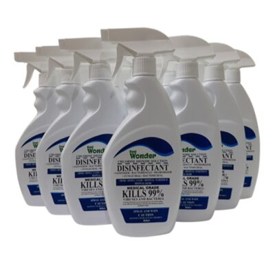 Disinfectant Solution Spray