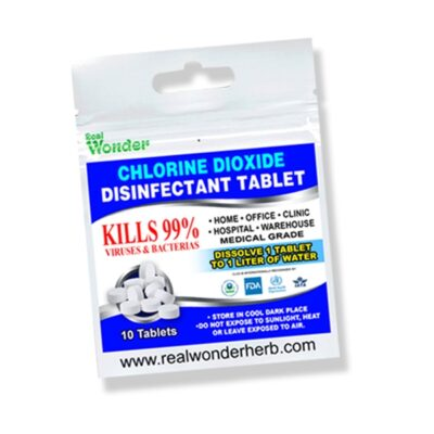Disinfectant Solution Tablet