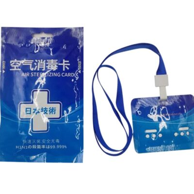 Air Sterilizing Card
