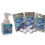 Foaming Hand Sanitizer Set