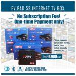 EVPAD 5S Internet TV Box